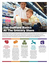 Grocery store basics